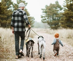 country life, kids photography, and father and son image