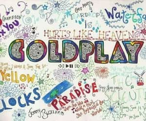 band, music, and coldplay image