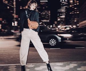 fashion, girl, and nightlife image
