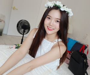 smile, kpop, and oh my girl image