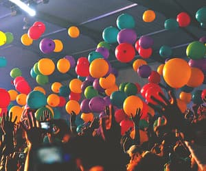 balloons, photography, and colorful image