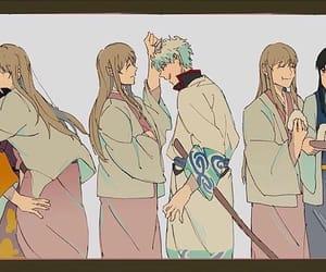 anime, cry, and gintama image