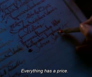 price, sabrina spellman, and kiernan shipka image
