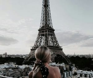 beauty, tower eiffel, and city image