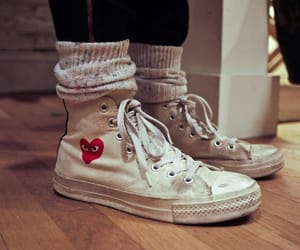 shoes, indie, and converse image