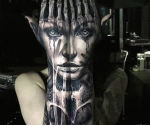 gif, moda, and tattoo image
