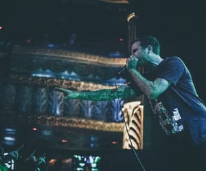 Joel and the amity affliction image