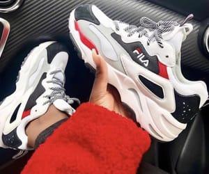 Fila, shoes, and fashion image