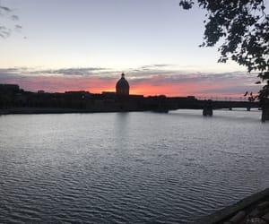 beautiful, Toulouse, and bridge image