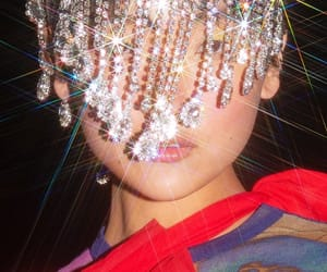 crystals, vogue, and glam image