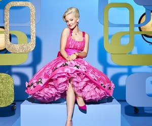 hairspray and dove cameron image