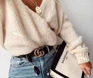 fashion, autumn fashion, and Balenciaga image