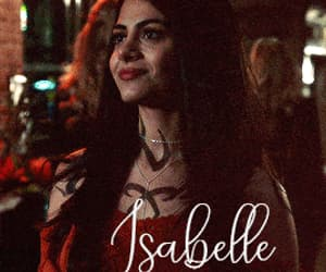 Best, isabelle lightwood, and shadowhunters image
