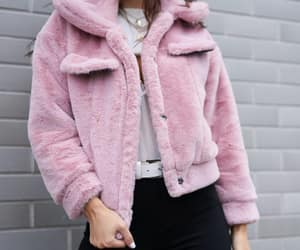cozy, fake fur, and fashion image