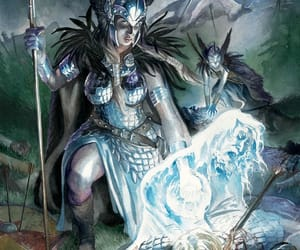 Marvel, norse, and valkyrie image