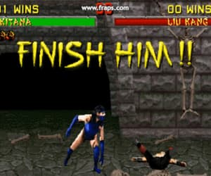 fight, funny, and game image