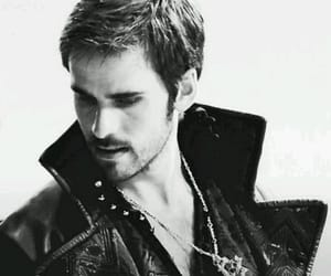 once upon a time, killian jones, and captain hook image