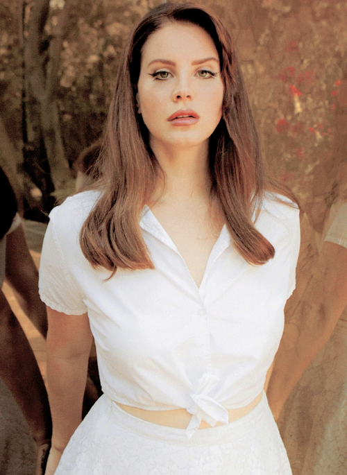 Lana Del Rey Photographed By Neil Krug For Honeymoon 2015