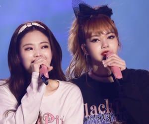 blink, kpop, and kim jennie image