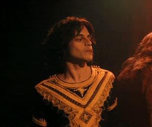 Freddie Mercury, gif, and bohemian rhapsody image