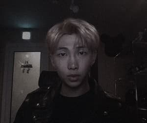 bts, namjoon, and aesthetic image