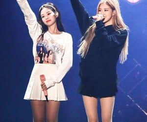 kpop, kim jennie, and nini image