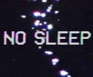 aesthetic, night time, and words image