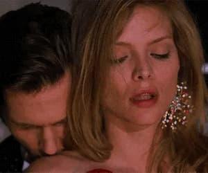 couple, film, and kiss image