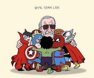 stan lee and rip image