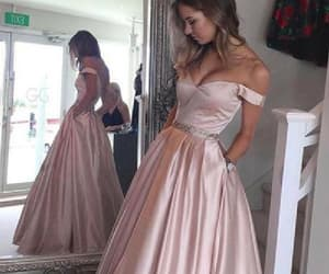 cute prom dresses, a-line prom dresses, and evening dresses long image