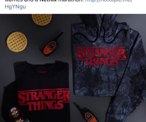 hot topic and stranger things image