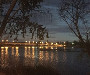 lago, lights, and luces image