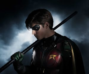 robin and titans image