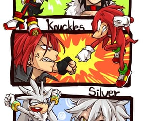 cool, silver, and fanart image