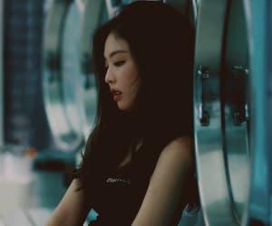 aesthetic, korean, and rose image