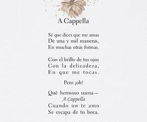 love, espanol, and frase image
