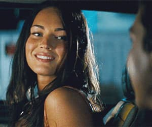 beautiful, MeganFox, and transformers image