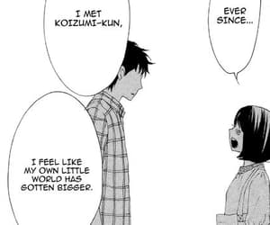 black&white, inspiration, and manga image
