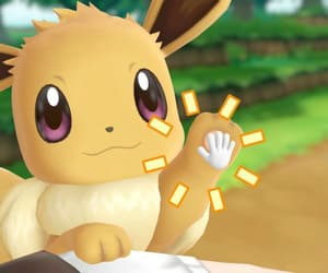 eevee, pokemon, and cute image