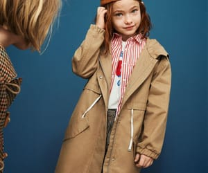 fashion, kid, and ginger image