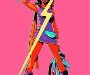 Marvel and kamala khan image