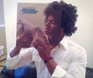 cover, lp, and michael image