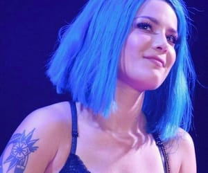 blue, smile, and halsey image