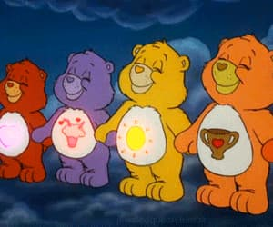 bears, gif, and hearts image