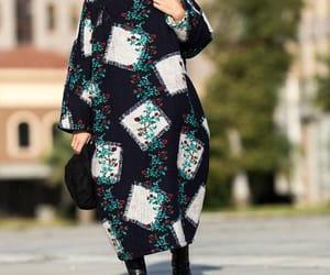 etsy, maternity clothing, and vintage dress image