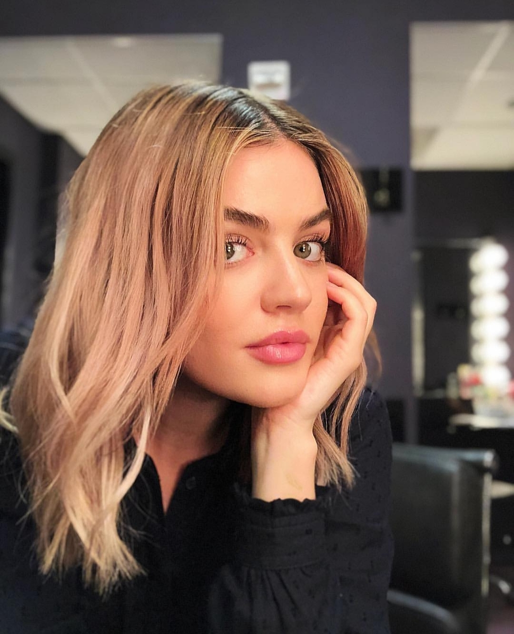lucy hale, actress, and pll image