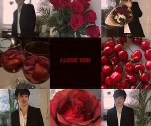 aesthetics, roses, and cutie image