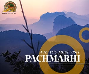 pachmarhi tour, mp tourism, and pachmarhi tour package image