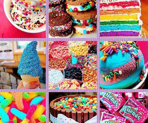 candy, food, and cake image