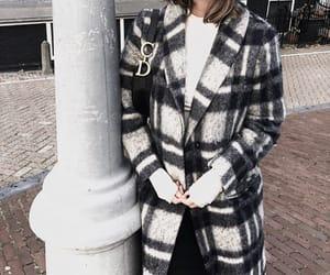 fashion, coat, and style image